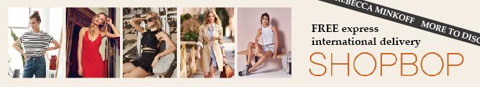 |商品推薦|Shopbop 時尚購物網 – 物美價廉的設計師系列潮流單品