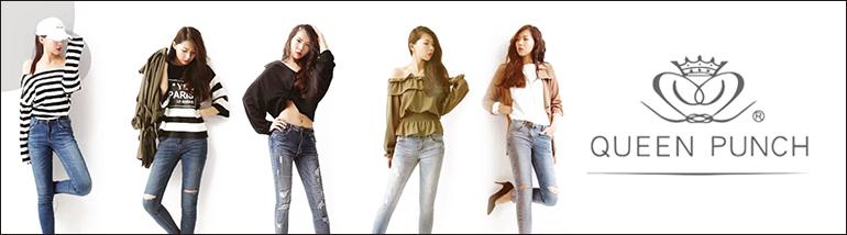 |商品推薦|QUEEN PUNCH – 網路平價時尚女裝,高額獎金8.5%回饋