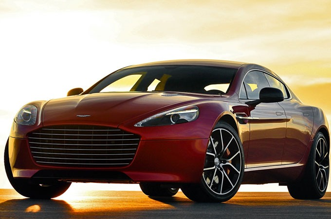 nextcrave 2013 aston martin rapide s. Cars Review. Best American Auto & Cars Review