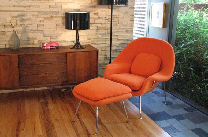Medium_womb_chair_ottoman_orange-1