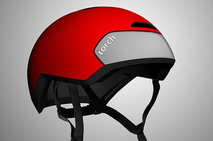 Nextcrave Torch Bicycle Helmet